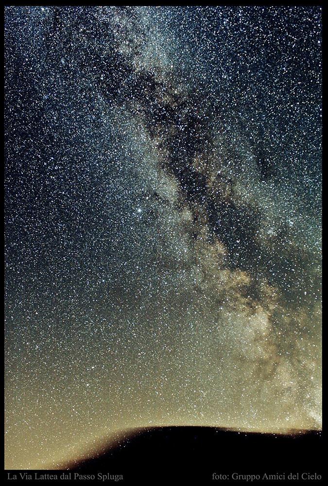 C'era una volta... un cielo pieno di stelle !