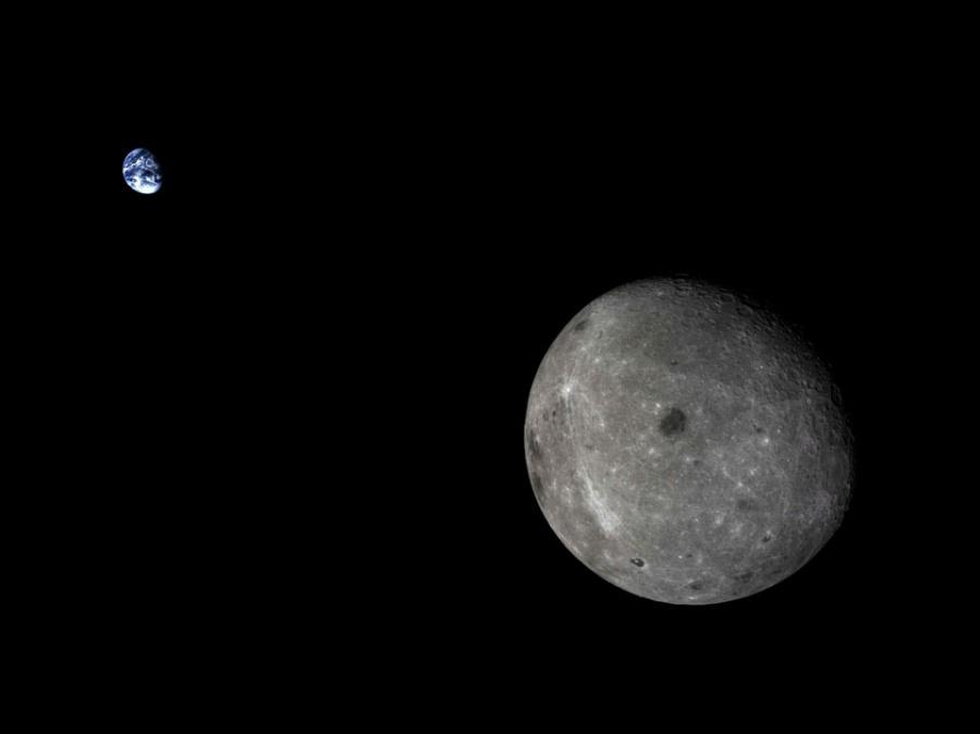 Una Luna cinese