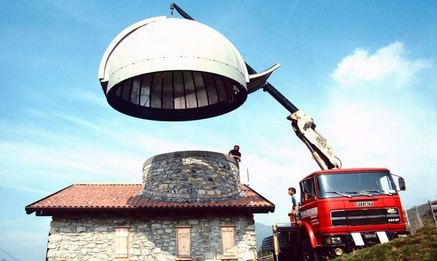 Dalla stalla alle stelle, l'Osservatorio di Sormano festeggia i suoi 30 anni di attività