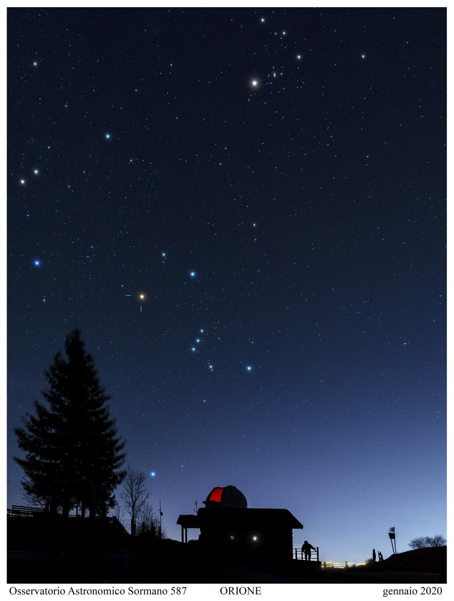 Betelgeuse: la spalla del gigante