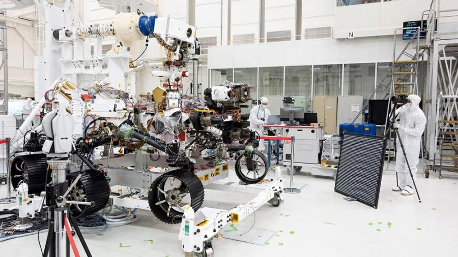 L'astronautica ai tempi del Covid19