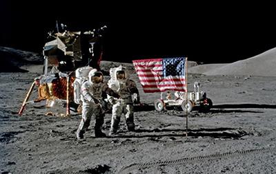 Luna: 40 anni dall'ultima missione