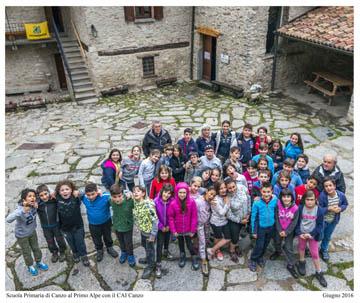 Scuola primaria di Canzo
