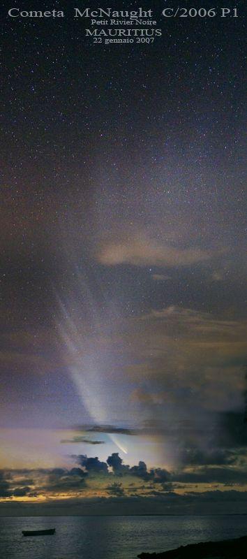 Cometa McNaught  C2009R1