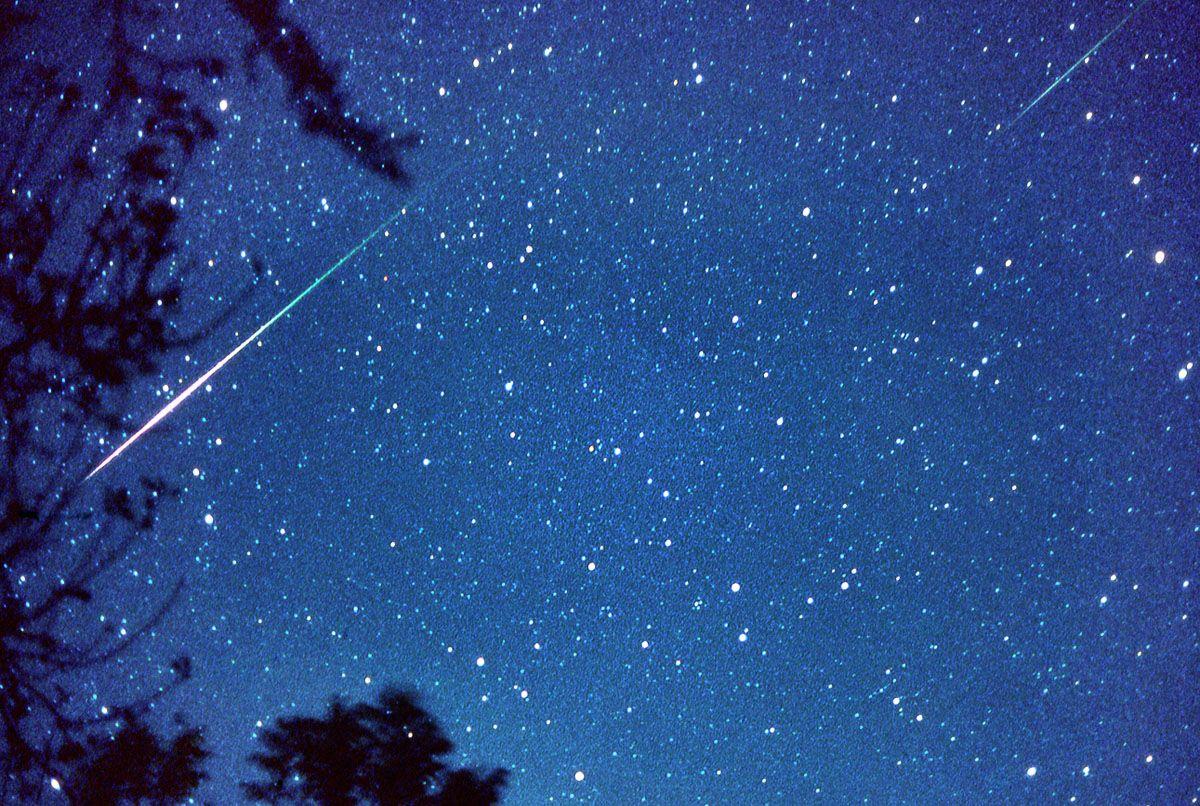 Non perdetevi lo spettacolo delle stelle cadenti!