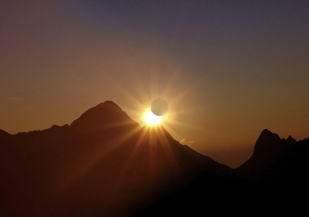 Eclissi di Sole in arrivo !!