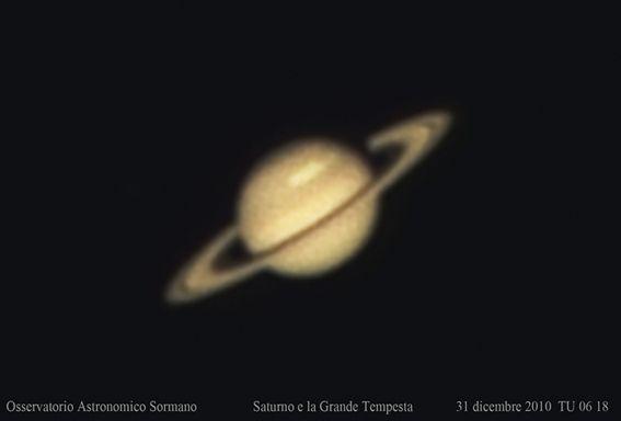 Saturno Tempestoso