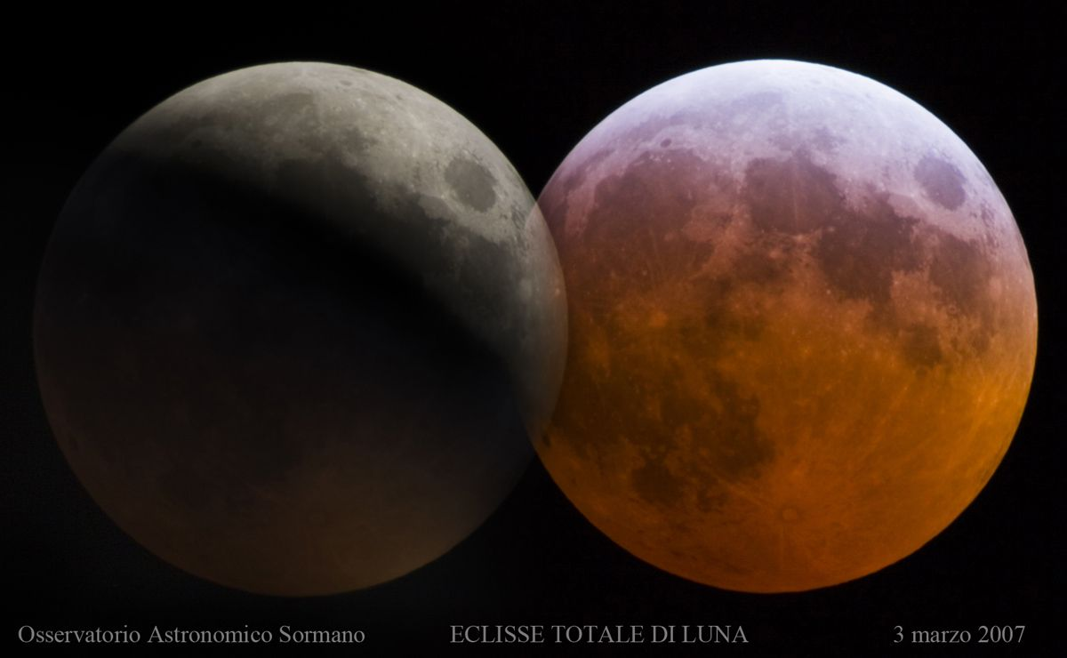 Eclissi totale di Luna
