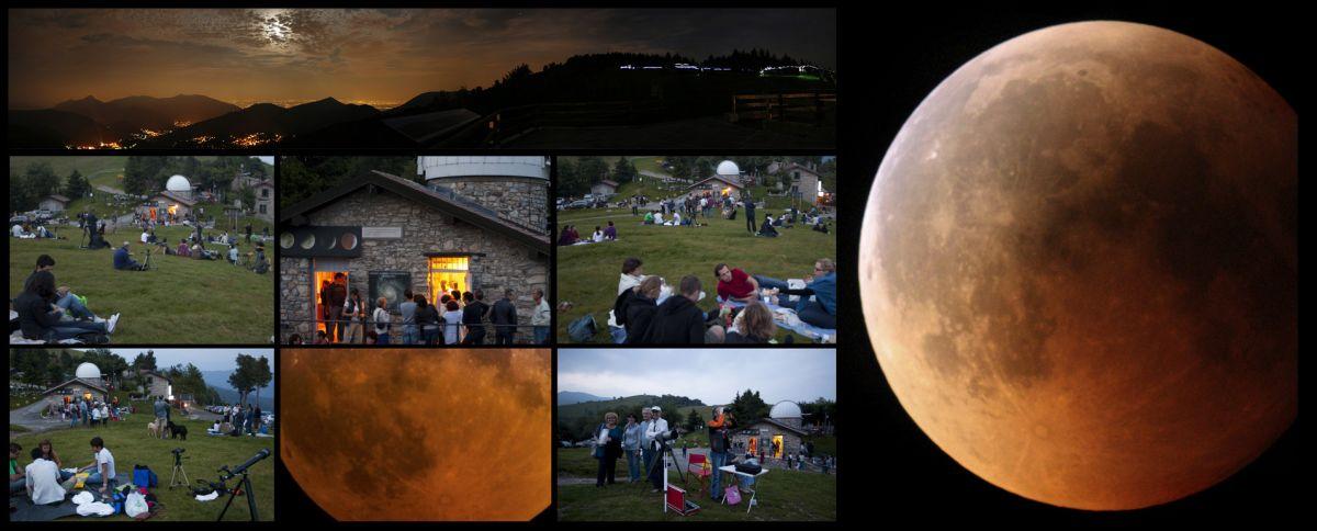 Eclissi di Luna: spettacolo...a metà