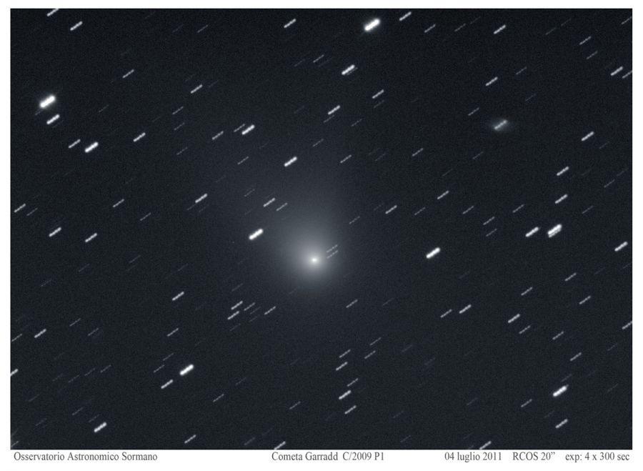 Le Comete Garradd e  Panstarrs