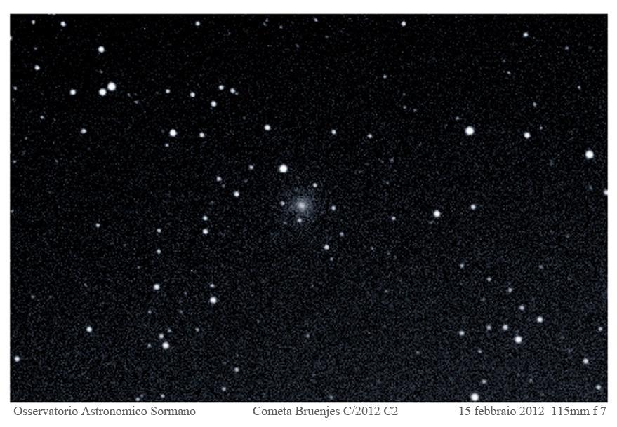 Cometa Bruenjes