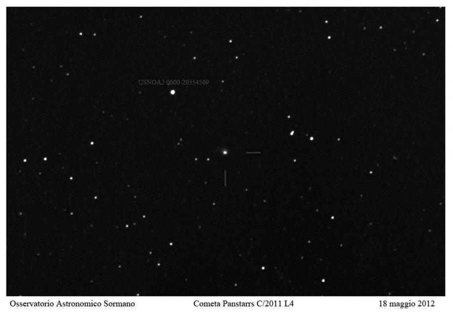Aspettando la Cometa PanSTARRS