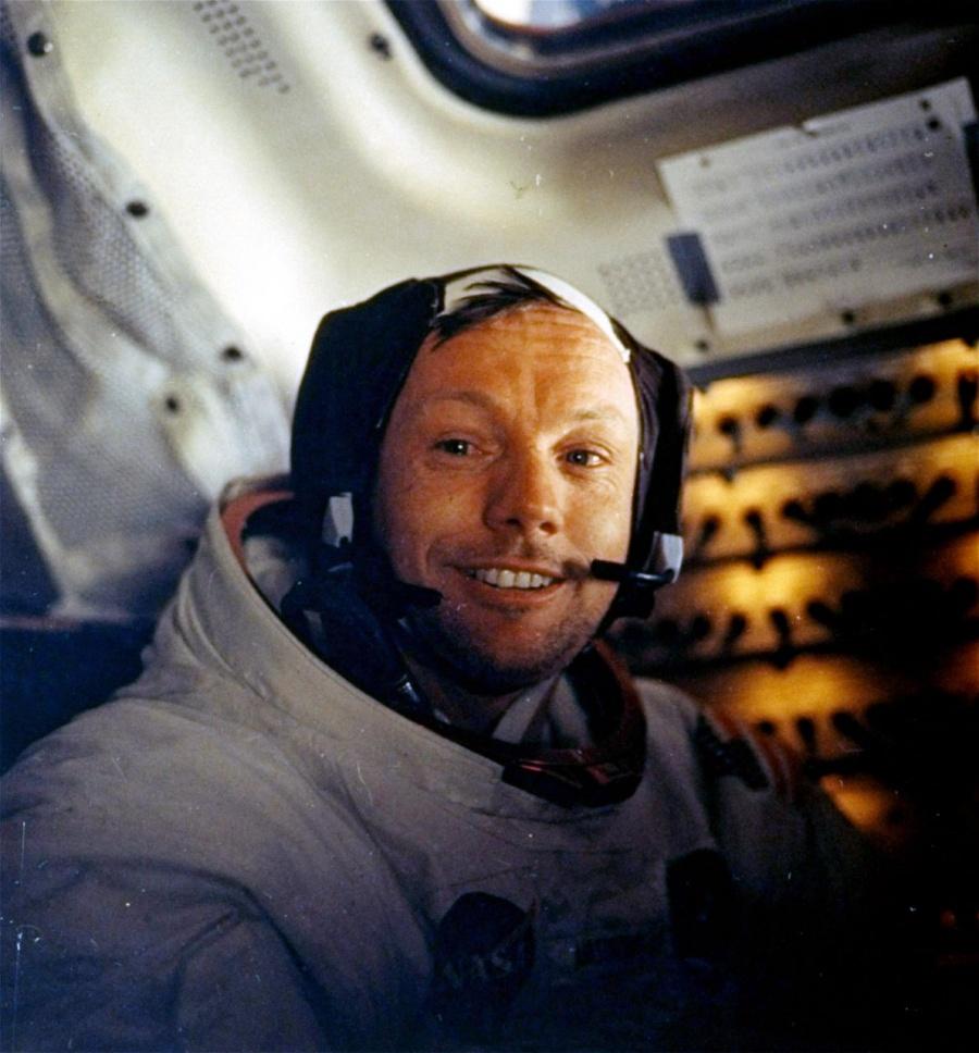 La scomparsa di Neil Armstrong