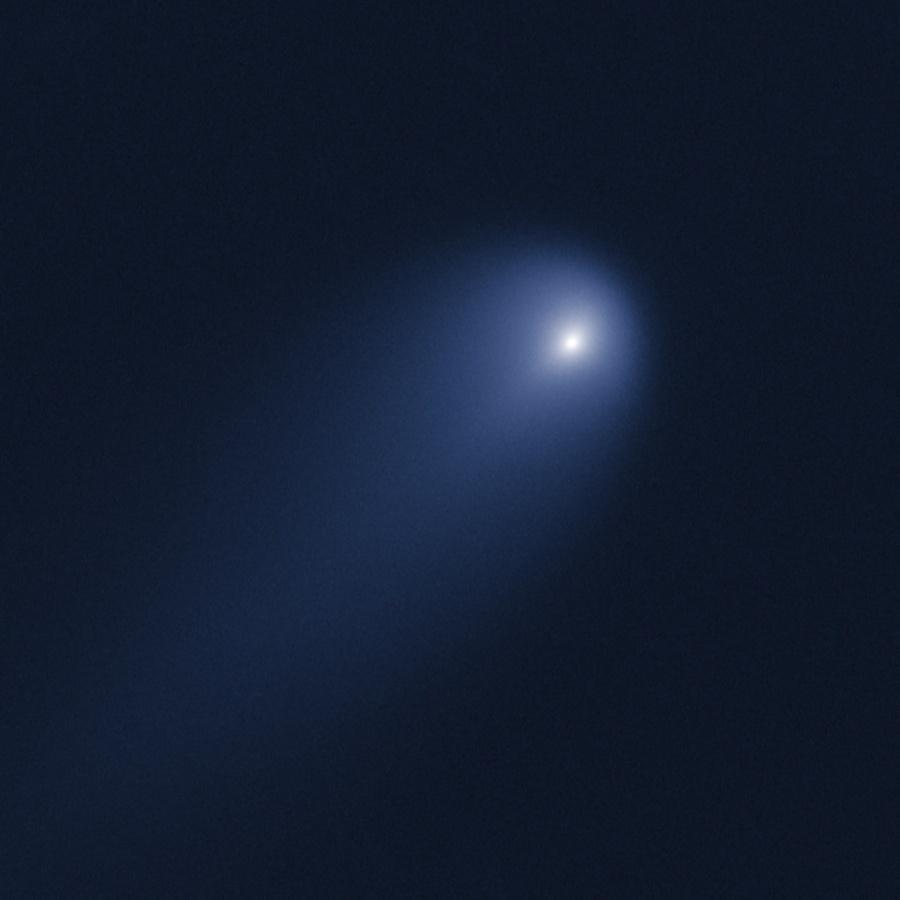 Cometa ISON - 10 aprile 2013