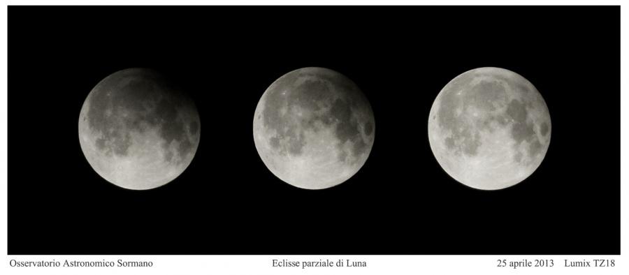 Eclisse parziale di Luna