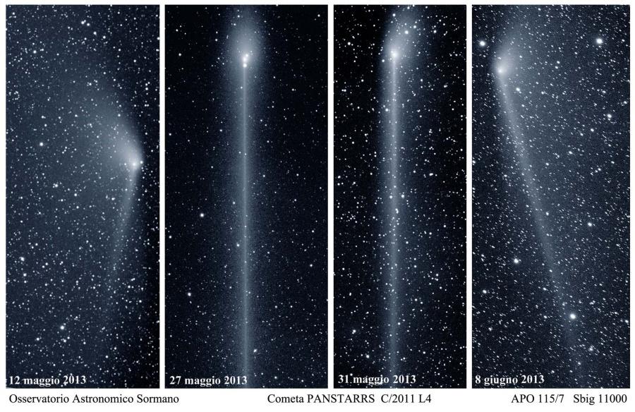 L'altra faccia della Cometa