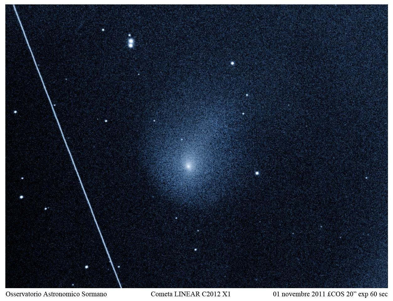 Tris o poker di comete