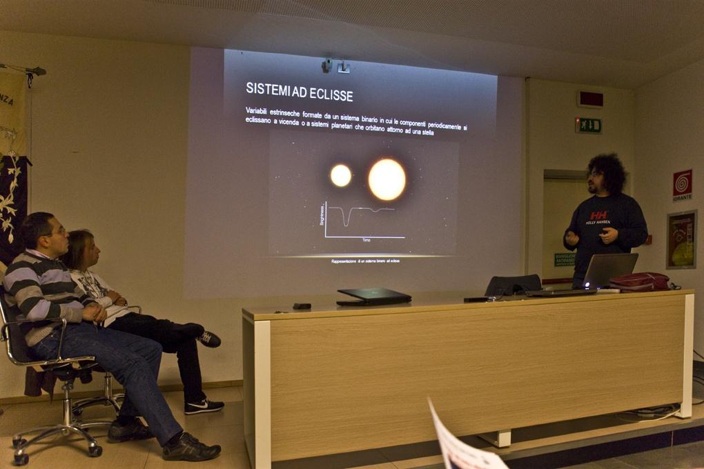 Conferenza sulle Variabili Cefeidi