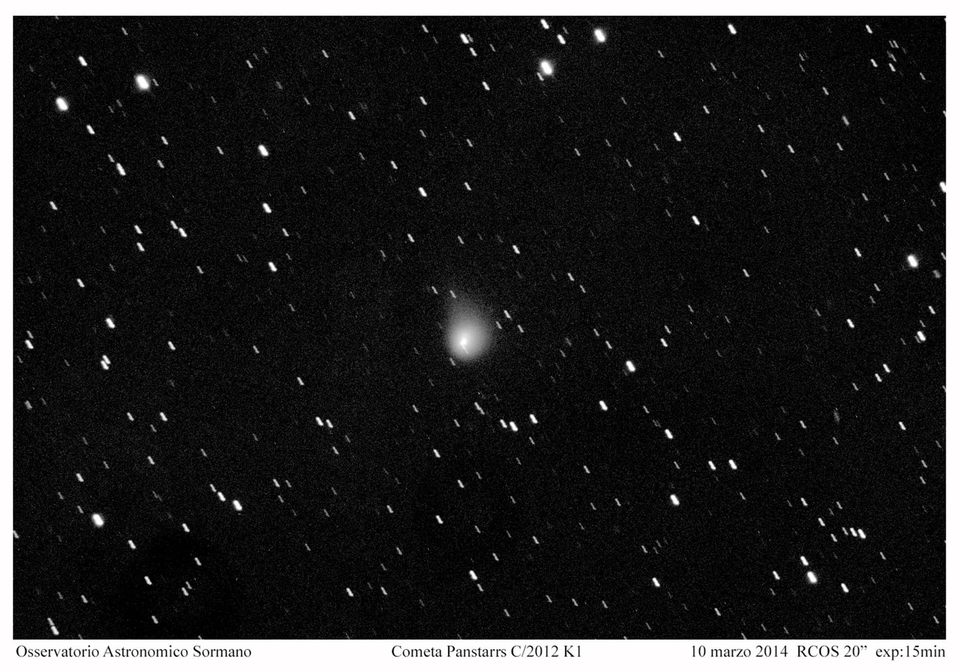 Cometa C2012K1 (Panstarrs)