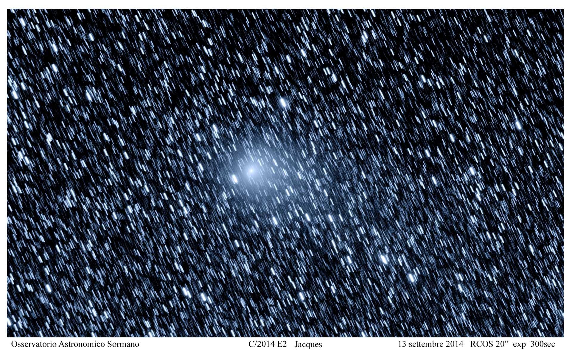 La cometa Jacques