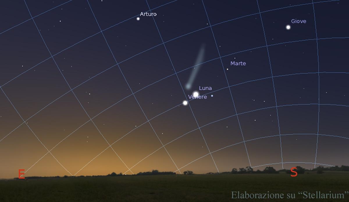 Cometa Catalina C2013 US10