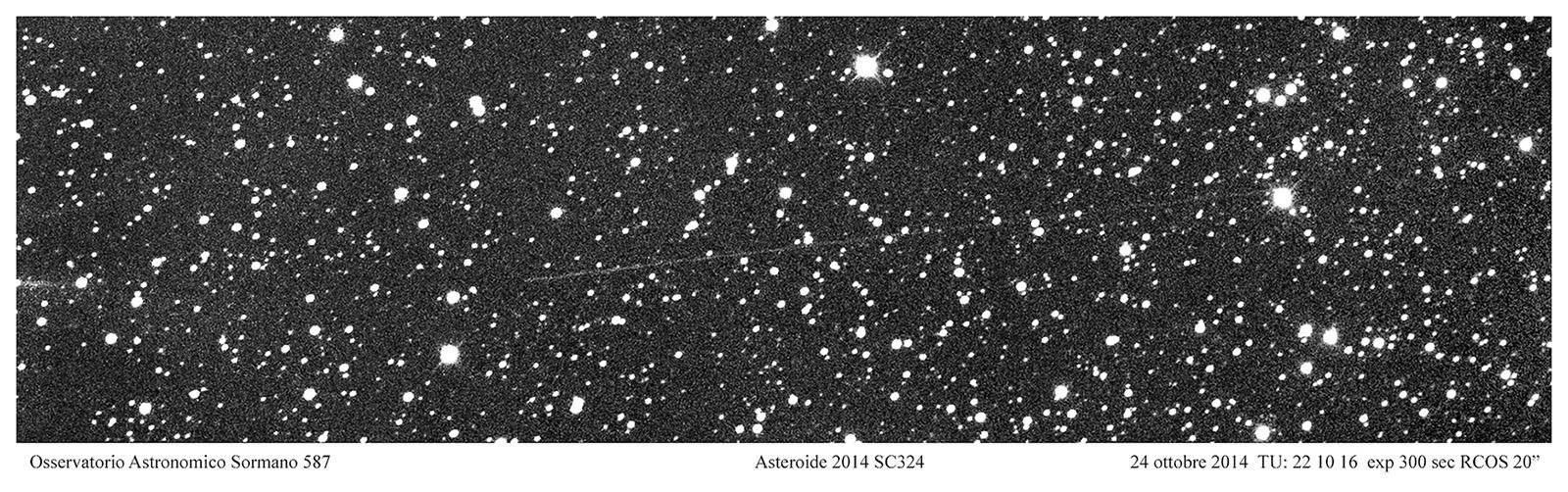 Asteroide 2014 SC324