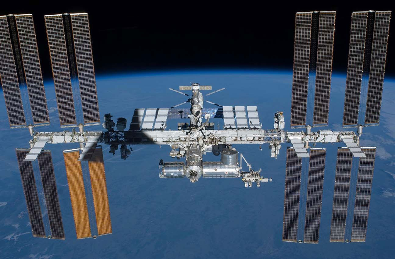 international space station weed - photo #9