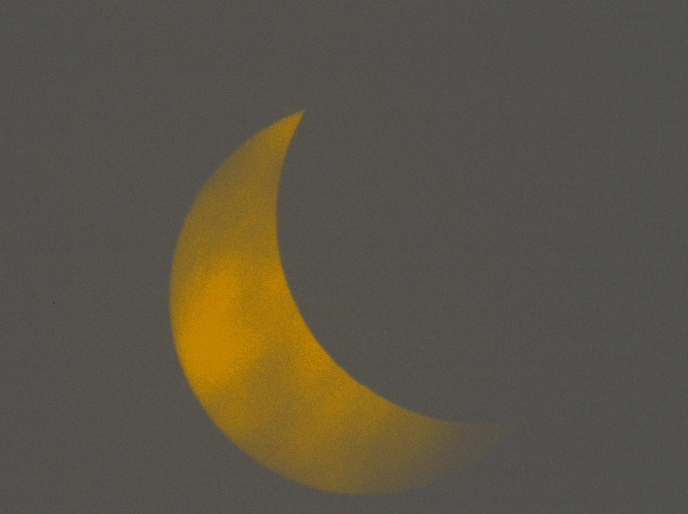 Eclisse parziale di Sole