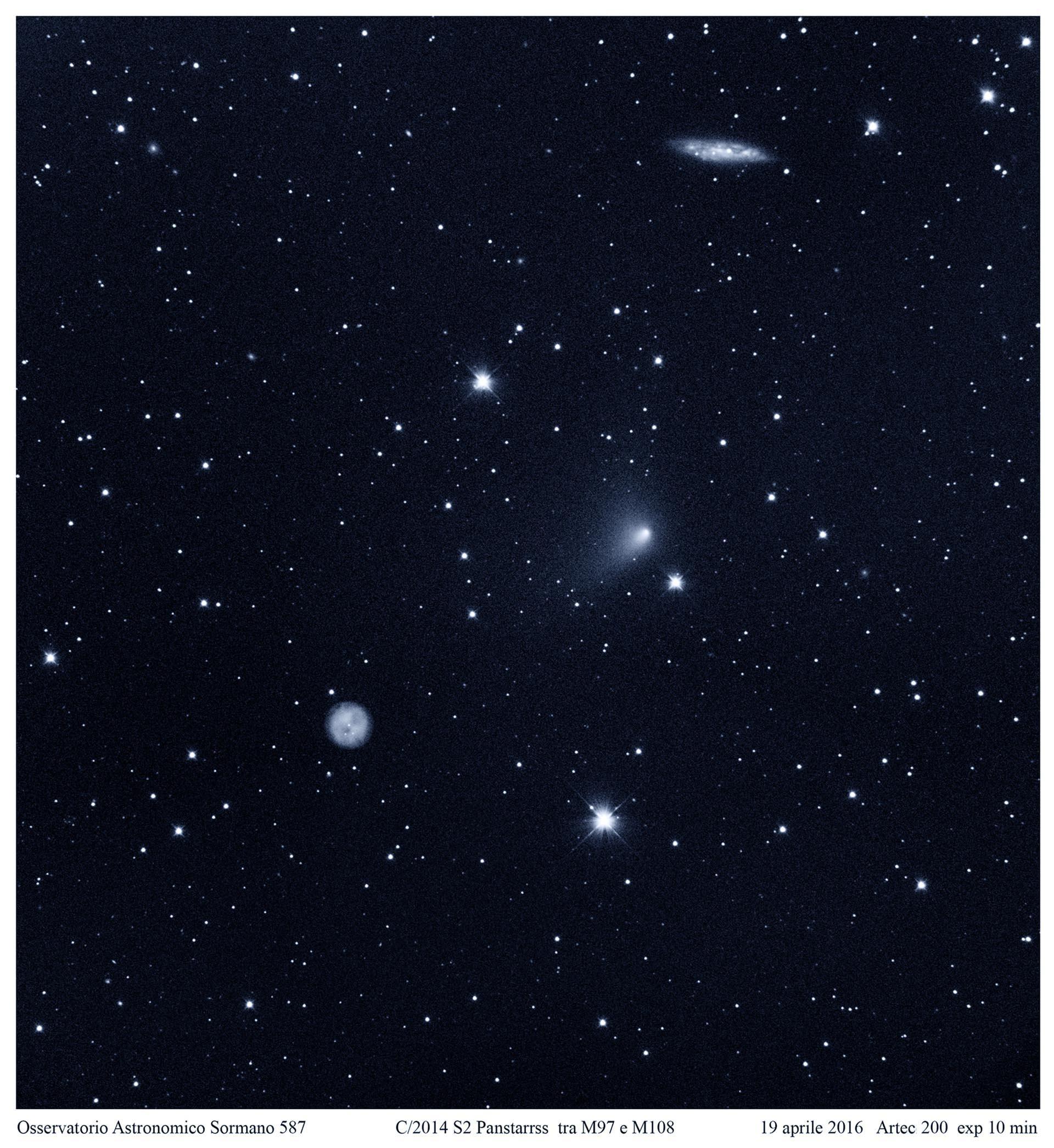 Una, due, tre comete