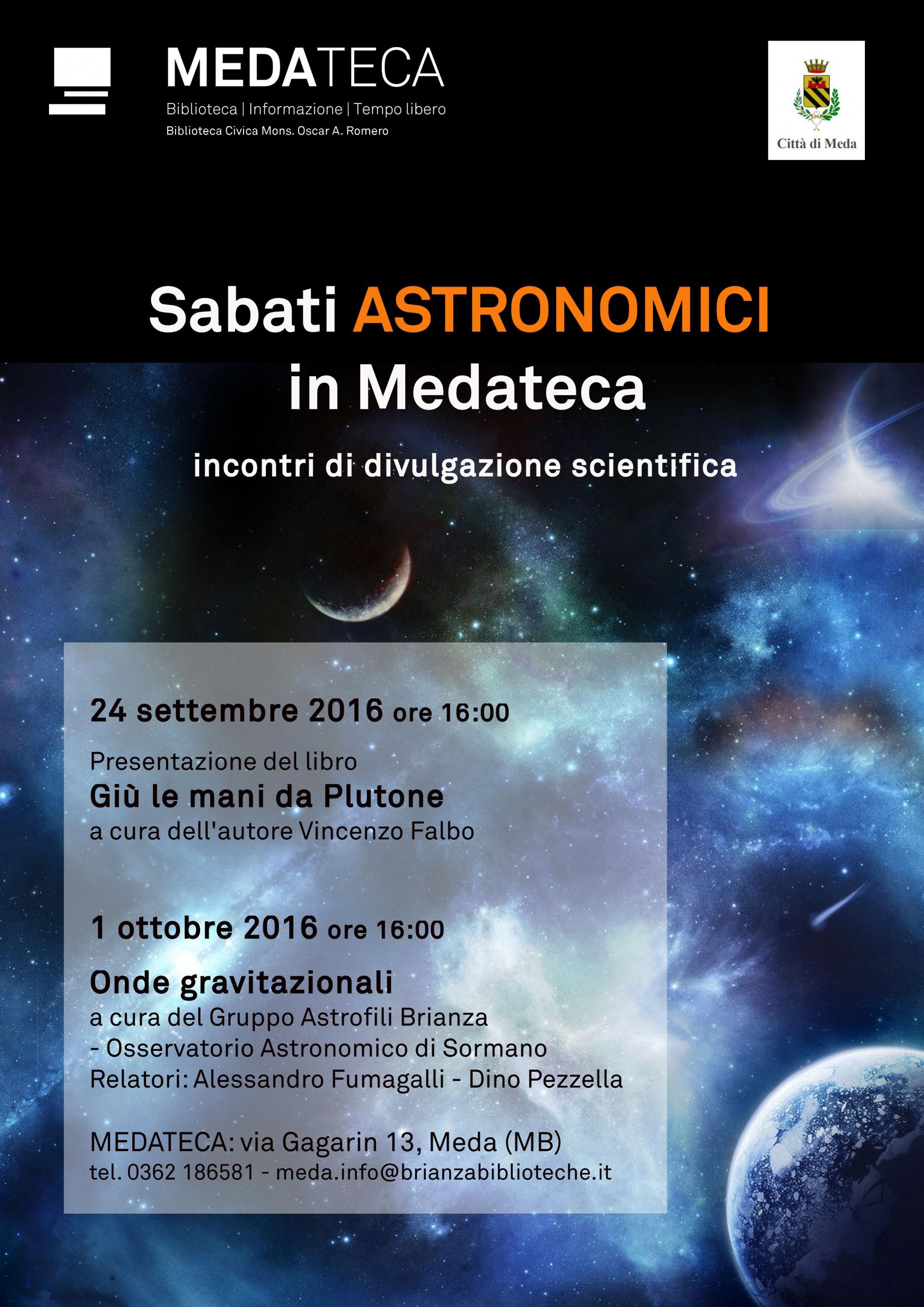 Conferenza: Onde Gravitazionali