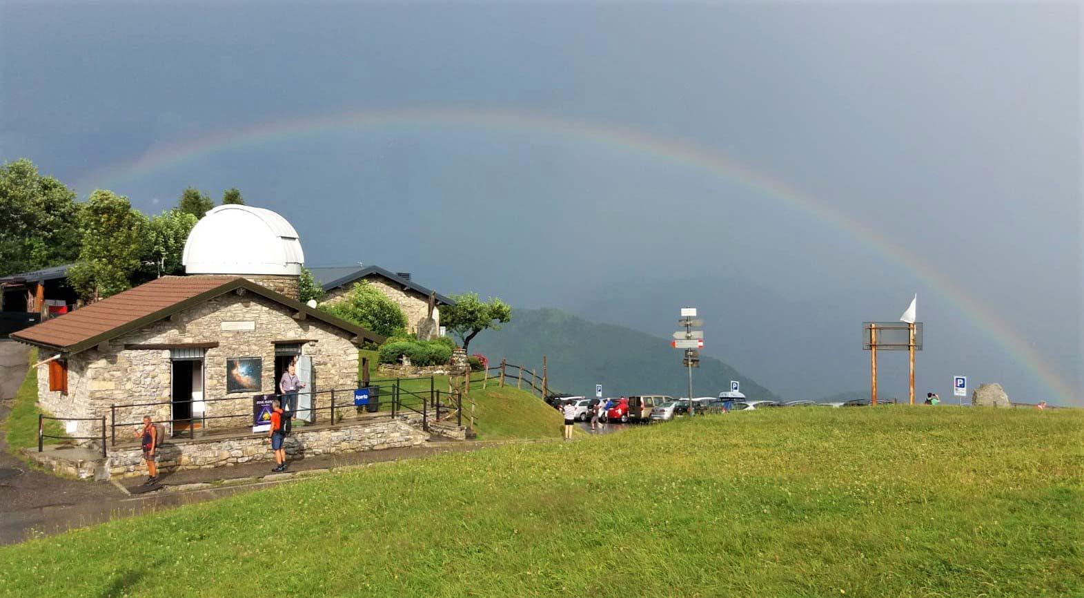 Grande festa per i 30 anni di attività all'Osservatorio