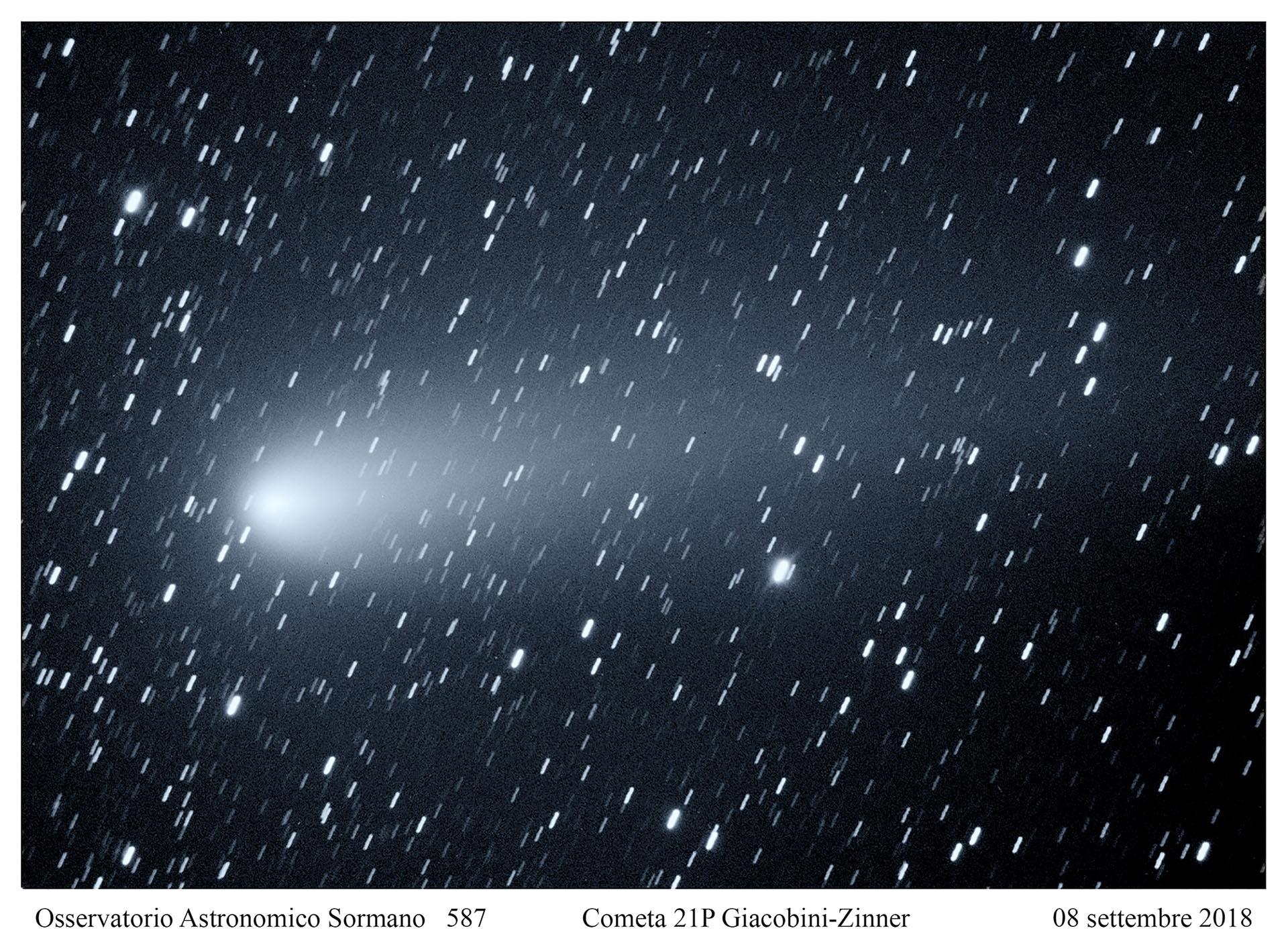 21P, la cometa autunnale