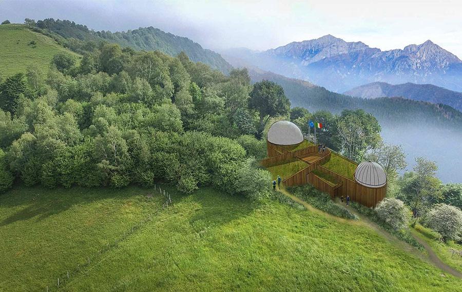 Presentazione nuovo Planetario - Osservatorio