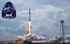SpaceX demo 2, missione 100% americana con volo umano