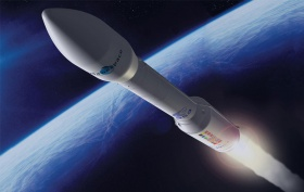 Corriere nello spazio: articolo spensierato sui lanciatori leggeri