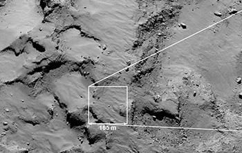 Philae è atterrato, o meglio 'accometato'