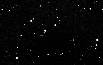 L'asteroide di Halloween 2015 TB145