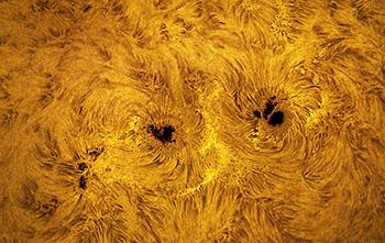 Macchia AR 2565: un nuovo ciclo Solare ?