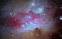 NGC 1977: Uomo in fuga da Orione