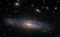 NGC 7331, sentirsi piccoli nell'universo