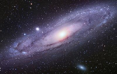 Andromeda, sei la più bella!