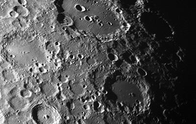 Luna bombardata