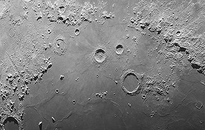 Montagne Lunari