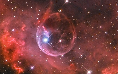 Bubble Nebula (NGC 7635)