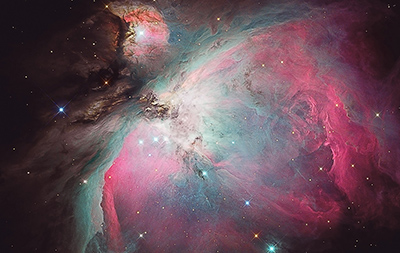M42, un pasticcere stellare