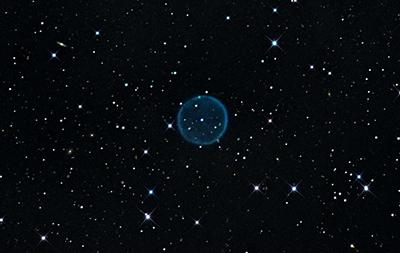 ABELL 39, una gigantesca planetaria
