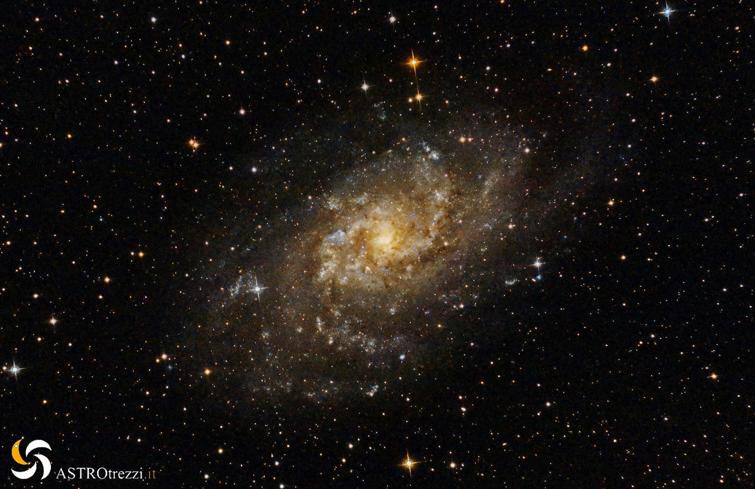 Galassia del Triangolo (M33)