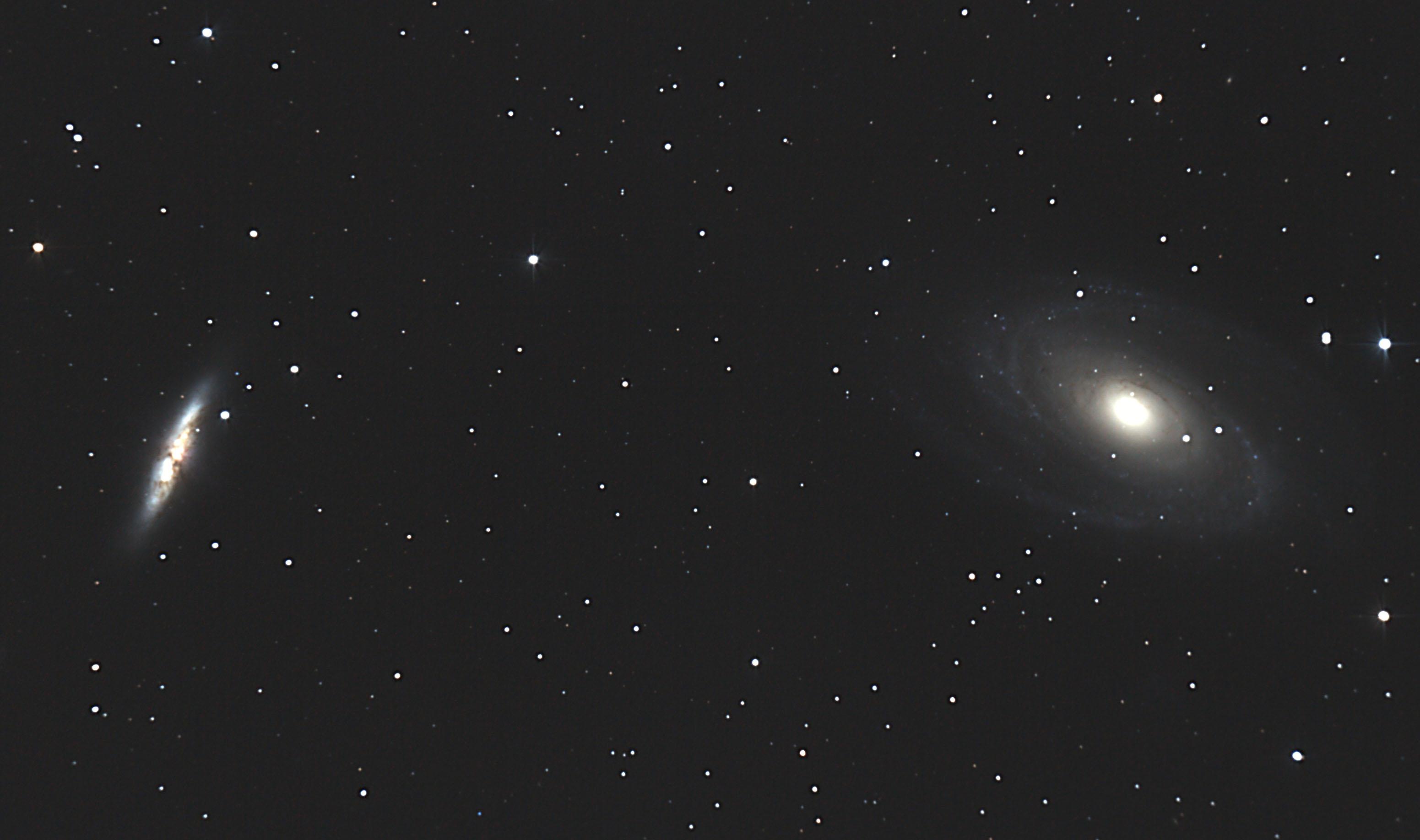 M81 , m82