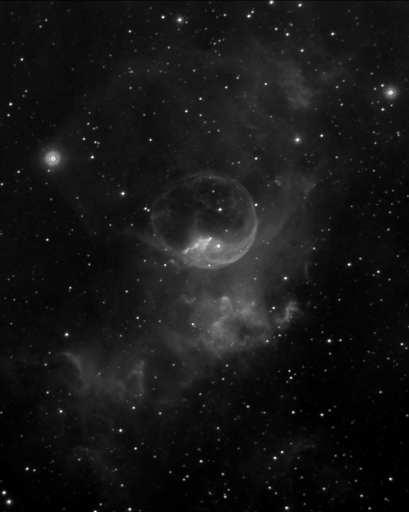 NGC 7635 (Bubble  Nebula)
