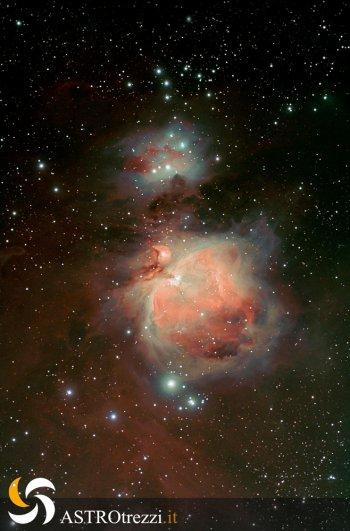 Nebulosa di Orione (M42)